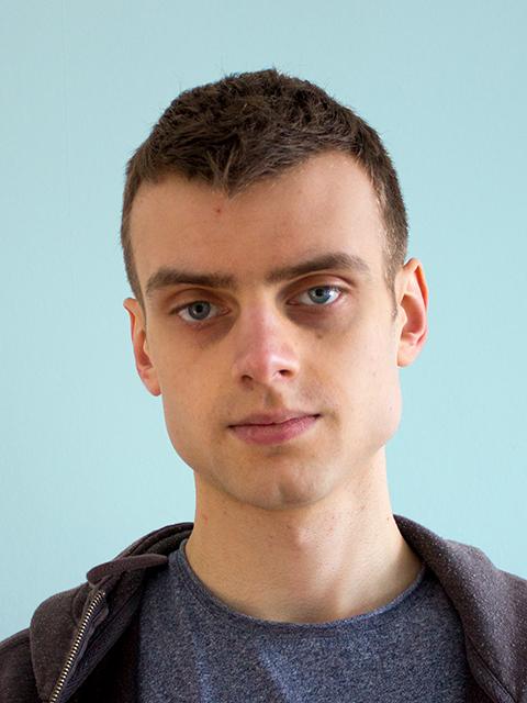 Kieran Mclister