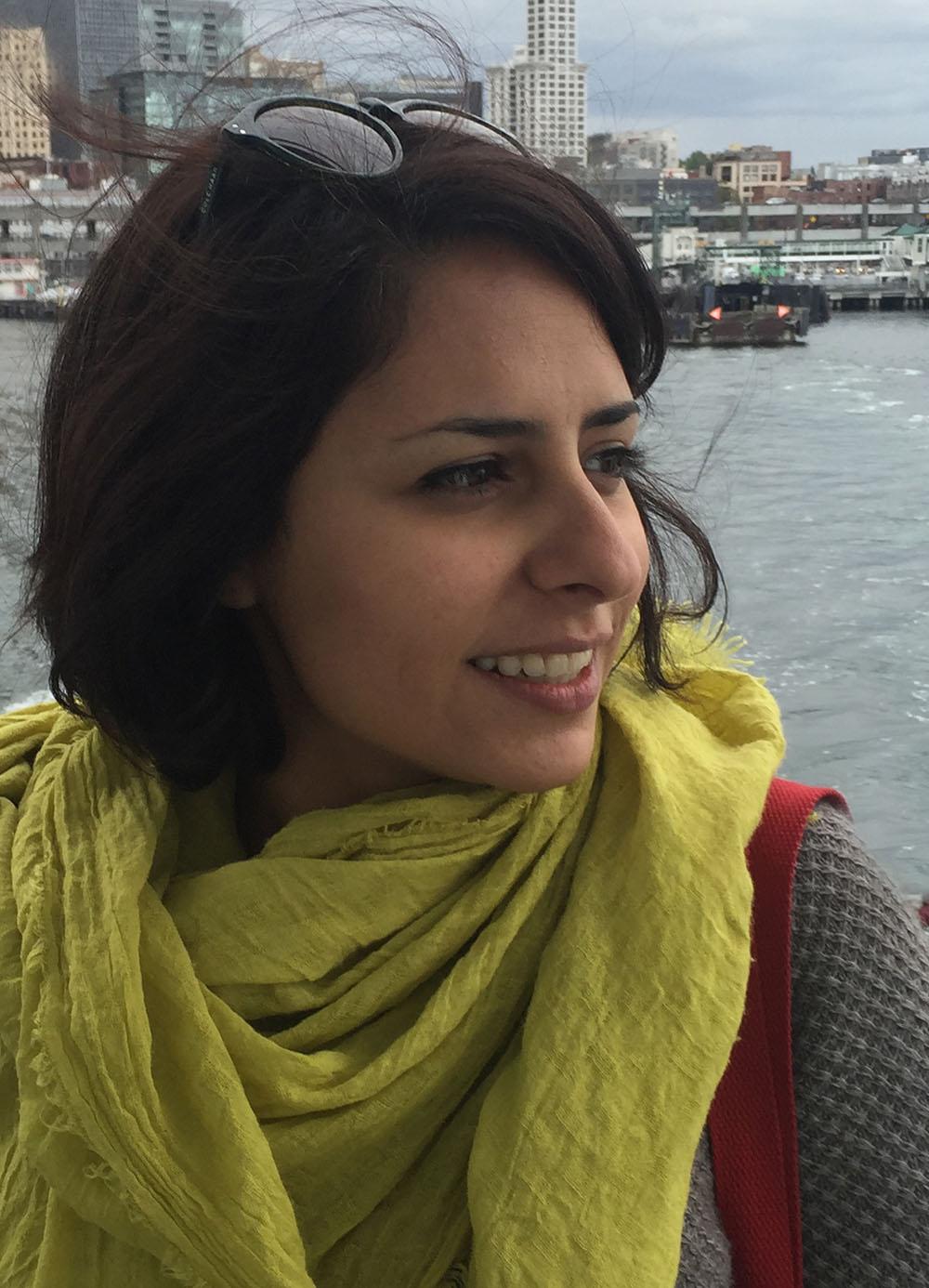 Naghmeh Farzaneh